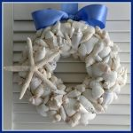 Elegant Coastal Seashell Christmas Tablescape