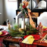 We Love Lanterns | 5 Simple English Lantern Christmas Tablescapes